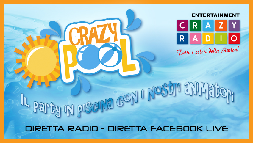 CRAZY POOL - CRAZY RADIO