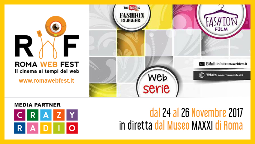 ROMA WEB FEST - CRAZY RADIO